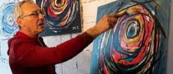 Parcours d\artistes à Sérent : Jean-Charles Sadrant Sérent