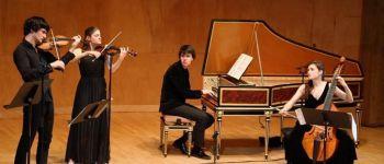 Concert Les Milles Musicaux : le Consort Ensemble La Trinité-sur-Mer