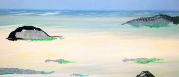 Parcours d\Artistes : Cécile White - peintre Campénéac