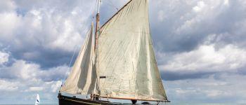 Découverte de la voile sur \ l\Union\ vieux gréement : sortie en mer Grandcamp-Maisy