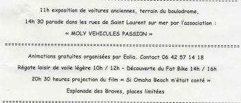 Fête du Village Saint-Laurent-sur-Mer