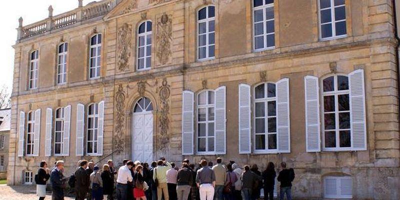 Château de Canon : Les visites guidées de lété