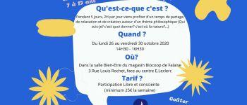 Ateliers philo chez Biocoop Falaise Falaise
