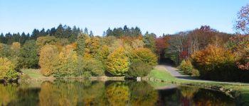 Randonnée pédestre \Circuit des 2 étangs\ à St Sever Noues de Sienne