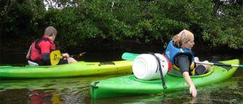 Balade en kayak en Suisse Normande Le Hom