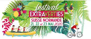 Festival Les Extraverties en Suisse Normande Pont-dOuilly