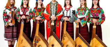 Les cordes et voix magiques d\Ukraine Courseulles-sur-Mer