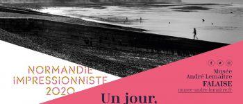 Normandie Impressionniste : \Un jour, la Normandie aux sels d\argent\ au Musée André Lemaitre Falaise