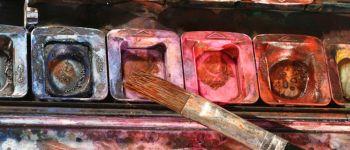 Atelier décor porcelaine Courseulles-sur-Mer