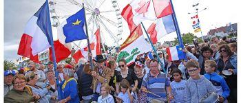 Grand tintamarre / Festival \La semaine acadienne\ Courseulles-sur-Mer