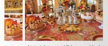 Exposition les Arts de la Table au Château de Vendeuvre Vendeuvre