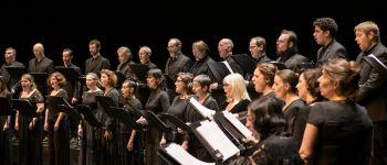 Les chœurs sacrés de Poulenc / Villette / Britten, par L'Ensemble Accentus Lisieux