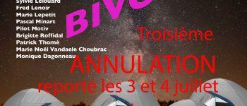 Installation d\arts plastiques \Bivouac\ Maisoncelles-sur-Ajon