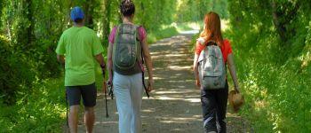 Marche nordique au Lac de la Dathée Noues de Sienne