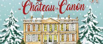 Noël au Château de Canon Mézidon Vallée dAuge