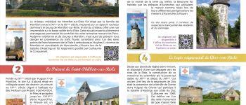Circuit héritage médiéval dans le Val de Risle Montfort-sur-Risle