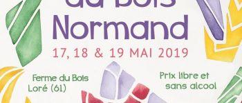 3e édition de l'éco-festival l'Appel au Bois Normand Juvigny-Val-dAndaine