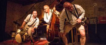 La folle journée des frères Jazz, spectacle musical 40 mn Creully-sur-Seulles