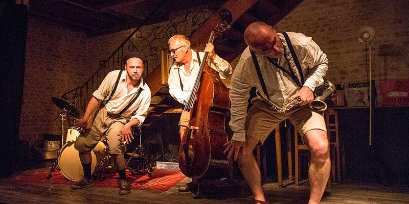 La folle journée des frères Jazz, spectacle musical 40 mn