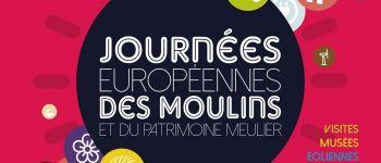 Journées européennes des moulins et du patrimoine meulier Vicq-sur-Mer
