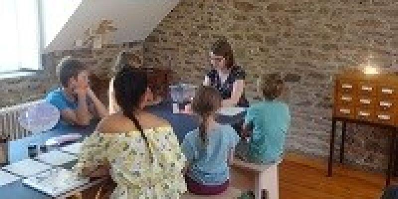 Théâtre et marionnettes : visite-atelier pour enfants 6 à 10 ans