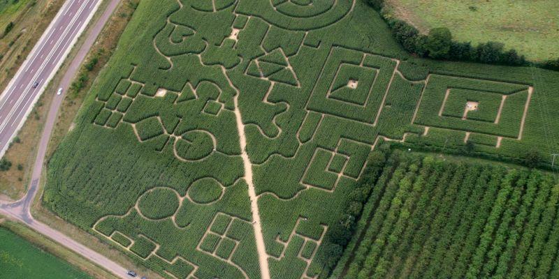 Nouveauté 2 019 : le labyrinthe du pays du Havre