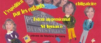 « L'expédition » et « Retour au pensionnat Saint Ignace » Barneville-Carteret