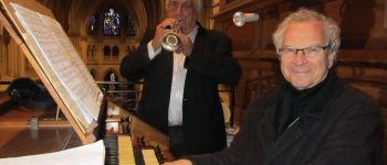 Concert caritatif orgue et trompette pour « l'Arbre Médicinal » Saint-Lô