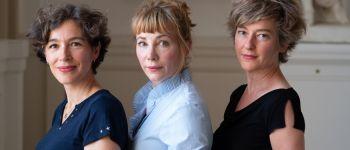 Julie Depardieu, Juliette Hurel, Hélène Couvert Honfleur