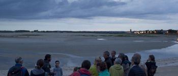 Traversée nocturne du Havre Port-Bail-sur-Mer
