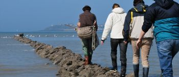 Sortie pêcherie Saint-Pair-sur-Mer