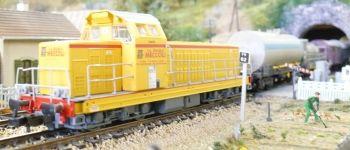 Portes ouvertes au rail miniature de la Baie Ducey-Les-Chéris