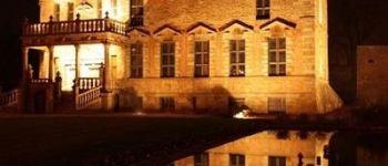 Visite nocturne du château des Montgommery de Ducey Ducey-Les-Chéris