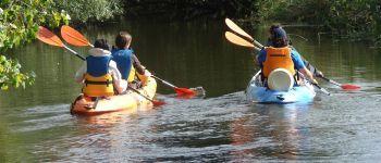 Balade en kayak dans les marais de Neuilly Isigny-sur-Mer