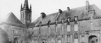 Visite de l\ancienne abbaye bénédictine royale Valognes