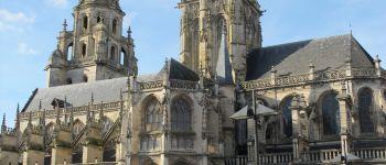 Visite guidée de l\église Saint-Germain Argentan