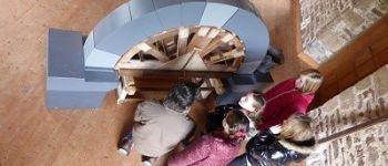 Atelier art de bâtir : construction médiévale La Lucerne-dOutremer