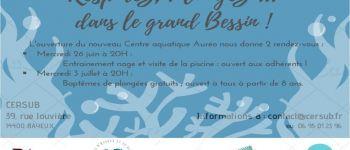 Baptêmes de plongée gratuits Bayeux