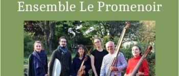 Concert : ensemble le Promenoir (musique baroque) Argentan