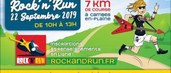 Rock « n » Run course au profit du service pédiatrique du CHU de Caen Cambes-en-Plaine