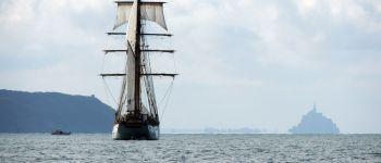Navigation en baie de Granville à bord du Marité Granville
