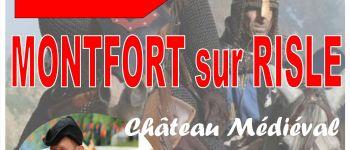 Médiévales : « Bataille de Mortemer et Rapace« Montfort-sur-Risle