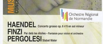 Orchestre régional de Normandie Coutances