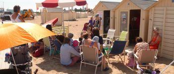 Contes sur la plage Ouistreham