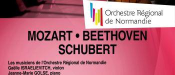 Concert par l\Orchestre régional de Basse-Normandie Saint-Vigor-le-Grand