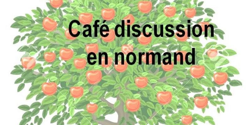 Café discussion en normand