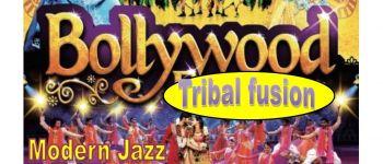 Danse indienne Bollywood Tribal fusion modern jazz oriental Bayeux