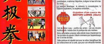 Reprise des cours Tai chi Chuan et Taiji Gun Saint-Vigor-le-Grand