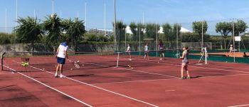 Inscriptions à l'école de tennis Deauville