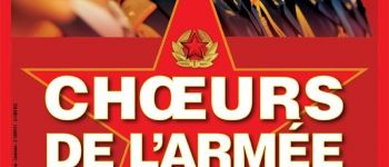Étoile Rouge : les chœurs de l'Armée Russe Vimoutiers